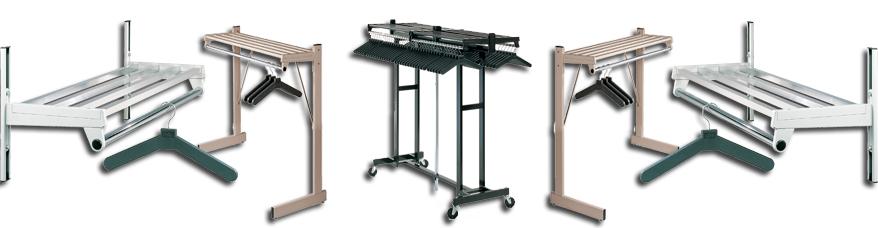 Coat Racks  Folding Equipment Company LLC