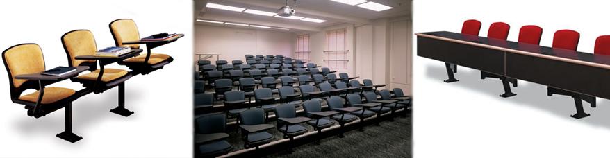 Lecture Room Seating Folding Equipment Company Llc